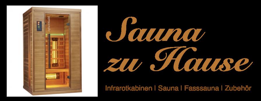 Sauna zu Hause Logo